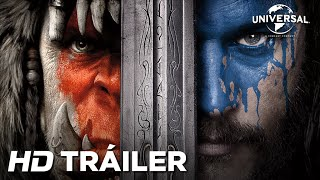Video: Trailer: #Warcraft El Origen