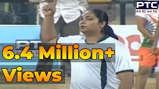 India vs Pakistan | Women's | 2nd Semi Final | Pearls 4th World Cup Kabaddi Punjab 2013 thumbnail