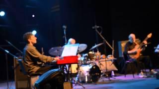 John Abercrombie / Adam Nussbaum / Gary Versace Organ Trio @ Pancevo Jazz Festival 2014