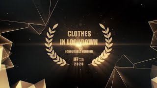 Emma Penz & Michaela Pannese - Clothes in Lockdown | IFF Honourable Mention 2020