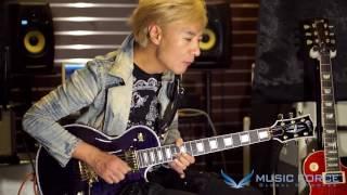 [MusicForce] Love Story - N.EX.T Kim Se Hwang (Gibson Les paul Axcess Custom)