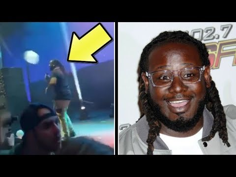 Katie Sommers Radio Network - T-Pain Bails On Show After Getting Hit In Head With Beach Ball