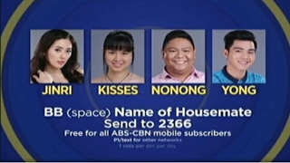 pbb dream team 3rd eviction night live results