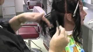 Basic Haircutting Demonstration