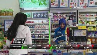 Minimarket Gratiskan Tarif Isi Ulang Uang Elektronik