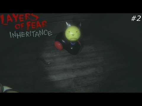 Layers Of Fear Inheritance DLC - Part 2 - GT TO THE RECUSE