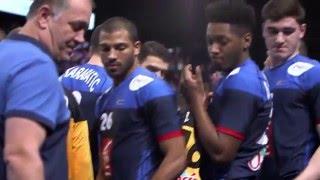 Handball - France Danemark - Discours Claude Onesta - 10 janvier 2016
