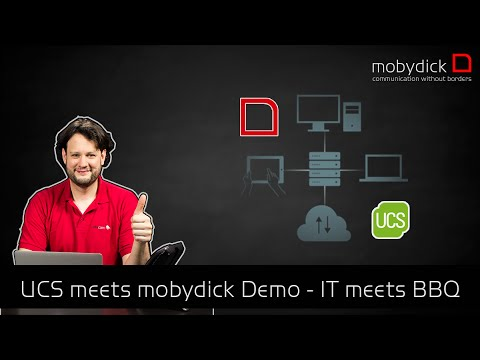 IT meets BBQ 2015 - UCS meets mobydick Demo [Deutsch]