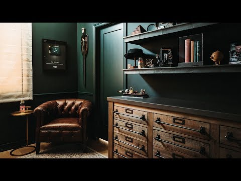 My NEW HOME OFFICE TOUR!