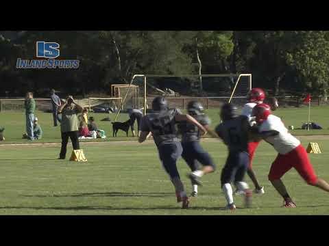 FOOTBALL: Riverside County Education Academy vs. Laguna Blanca