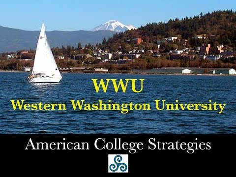 Western Washington University campus visit with American College Strategies, Bellingham WA