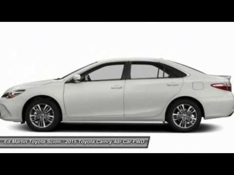 2015 TOYOTA CAMRY Anderson, IN 682099. Ed Martin
