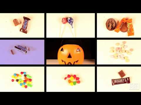 Halloween: Time To Count Candy Calories | HuffPost Video