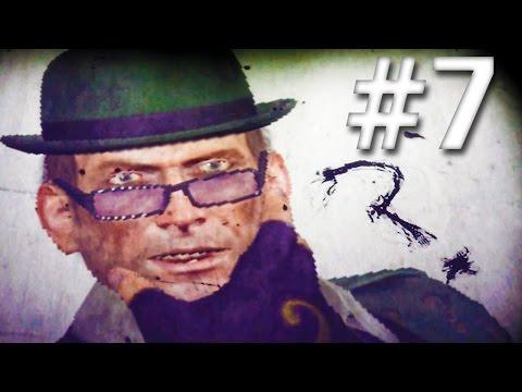 Road To Arkham Knight - Batman Arkham City - Walkthrough - Part 7 - The Riddler