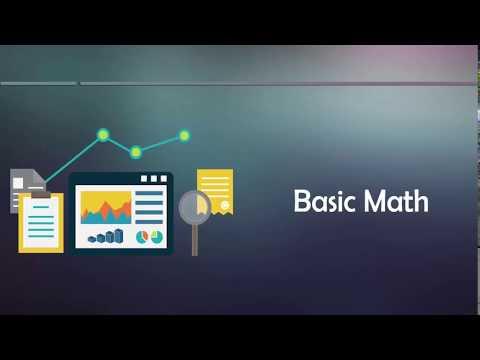 Basic Mathematical Calculation Using R Programming Tool