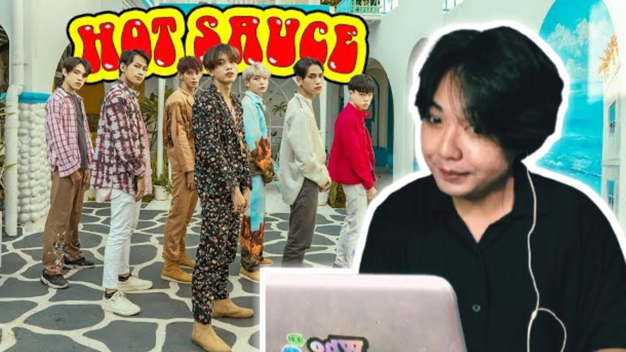 (REACTION) NCT DREAM 엔시티 드림 '맛 HOT SAUCE M/V COVER BY NEX:US FROM INDONESIA