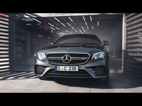 2020 Mercedes-AMG E-Class Introducing