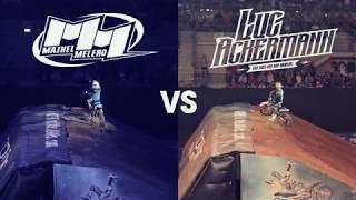 Battle-Clip NIGHT of the JUMPs Mannheim - Melero vs. Ackermann
