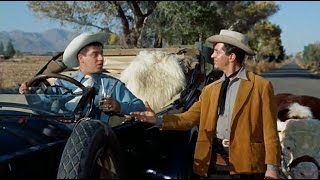 ►Western Movies: Pardners (1956) - Dean Martin, Jerry Lewis, Lori Nelson