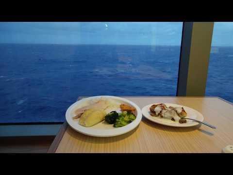 ( New!!!!) Carnival Cruise Buffet Tour