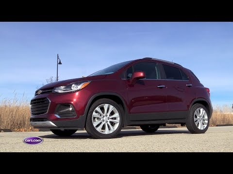 2017 Chevrolet Trax Review — Cars.com