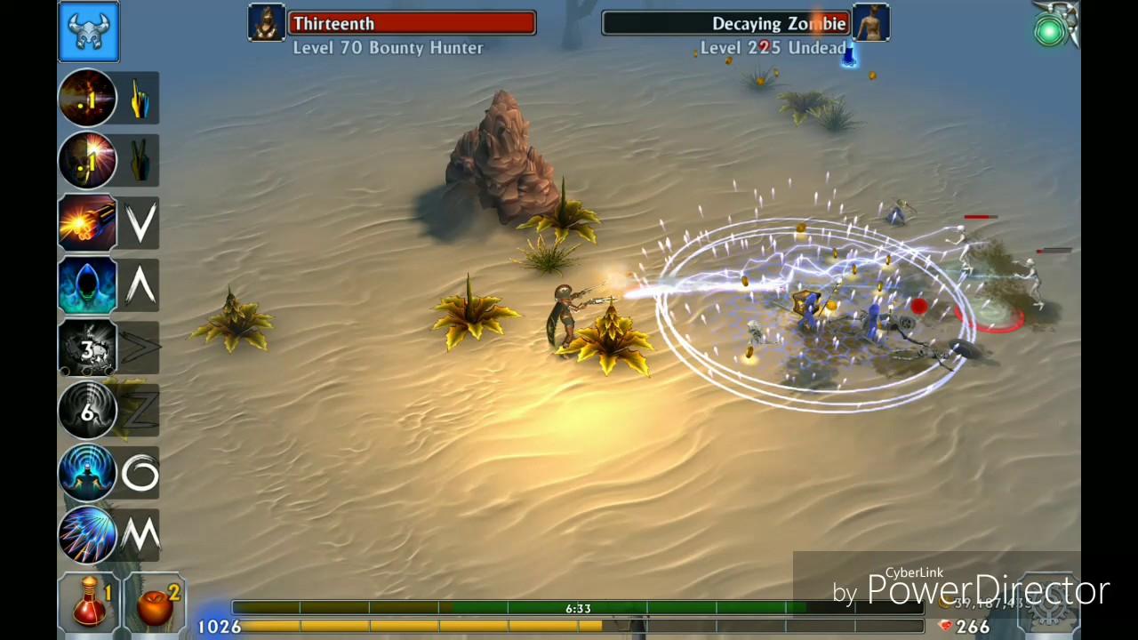 Eternium  Popular build Mage by Sky Bluedwarf