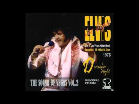 Elvis Presley - December Night  - December 4 1976  Full Album