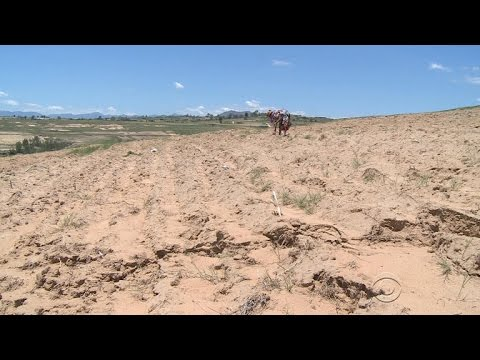 El Nino causing devastating drought in Africa