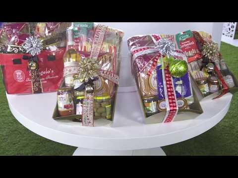 Angelo's Pasta - Gourmet Gift Hampers 2016