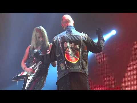 Judas Priest - Screaming for Vengeance - Live Hanns-Martin-Schleyer-Halle Stuttgart le 14/12/2015