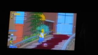 Les Simpson le jeu sur psp épisode 15 / 16