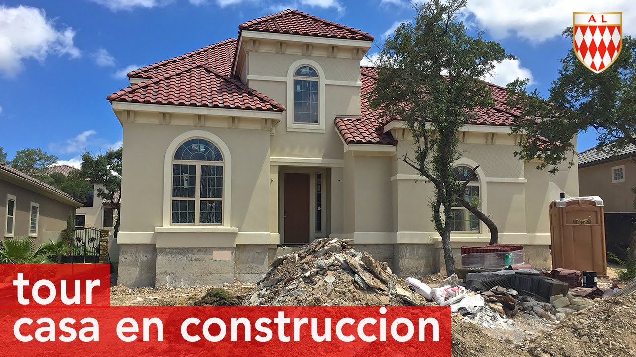 Casas en venta en san antonio texas tour casa en for Construccion casas