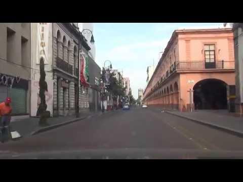 【Mexico drive】Toluca city Centro  Av.J.M.Morelos Y P.4 Ote  AM10:00