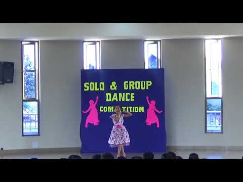 SOLO DANCE COMPETITION-Merged Video of all participants[Sub Junior Group]
