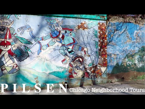 PILSEN- Chicago Neighborhood Tours