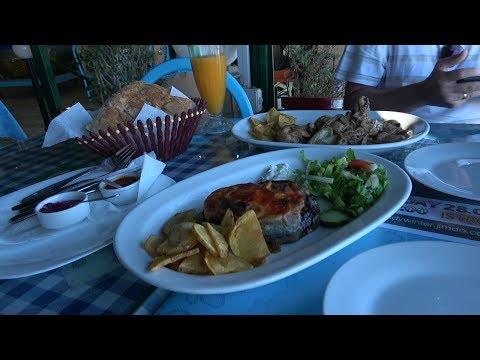 Крит. Самостоятельное путешествие. Часть 4. Пляж Вулизма. Недорогая таверна. Рейсовый автобус Крита