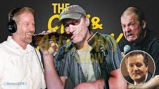 Opie & Anthony: Piers Morgan vs. Anthony Cumia (10/16/13)