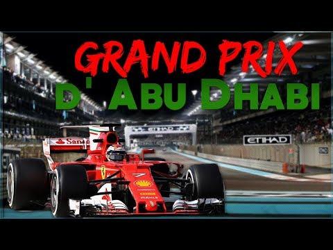 GRAND PRIX D' ABU DHABI 2017