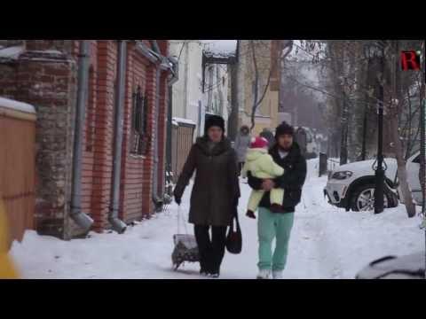 Tomsk, the door to Siberia