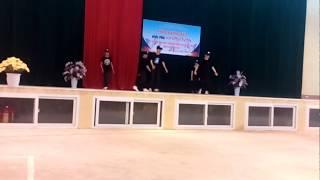 Nhảy hiện đại 11a1 THPT Vĩnh Tường giải nhất