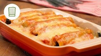 Canneloni mit Spinat und Frischkäse | Chefkoch.de