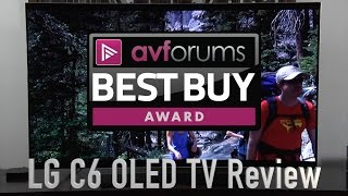 lg 55 inch c6 4k uhd hdr oled tv review