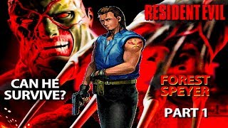Resident Evil DS - Forest Speyer Lets Play PART 1