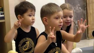 Актерское мастерство для детей 3 лет. Самые маленькие ученики