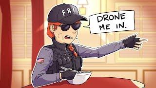 When IDIOTS Try Hard in Rainbow Six Siege thumbnail