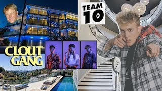 Influencer Mansions of LA: Team 10 House, Clout House, & More