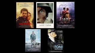 Oscars award nominations 2017: Best Foreign language film trailers
