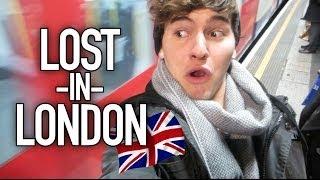 LOST IN LONDON!!!