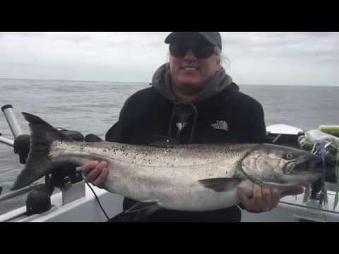 Salt Patrol - Fishing Westport For King Salmon