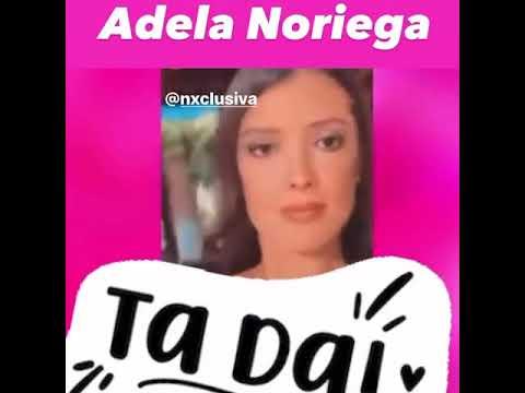 Adela Noriega reaparece 13 años después